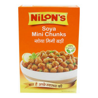 NILONS SOYA MINI CHUNKS 200.00 GM BOX