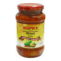 NILONS MIXED PICKLE 400.00 GM JAR