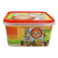 AMUL CHOCOZOO CHOCOLATE 250.00 GM BOX