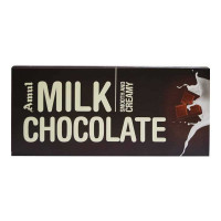 AMUL MILK CHOCOLATE SMOOTH & CREAMY 150.00 GM