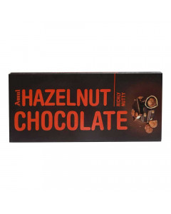 AMUL HAZELNUT CHOCOLATE 150.00 GM