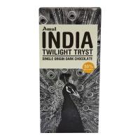 AMUL INDIA TWILIGHT TRYST DARK CHOCOLATE 125.00 GM