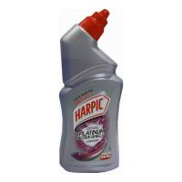 HARPIC PLATINUM ACTIVE SHIELD LAVENDER TOILET CLEANER 500.00 ML BOTTLE