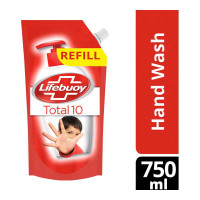 LIFEBUOY TOTAL 10 HANDWASH- 750.00 ML PACKET