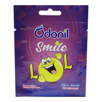 ODONIL SMILE FRENCH MELODY AIR FRESHNER 2 PACKS 1.00 NO