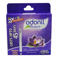 ODONIL NATURE LAVENDER MEADOWS AIR FRESHNER 75.00 GM