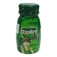 DABUR HAJMOLA PUDINA 120.00 PCS BOTTLE