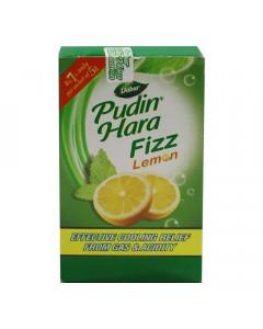 DABUR PUDIN HARA FIZZ LEMON 6X 5.00 GM BOX