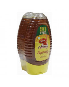 DABUR HONEY SQUEEZY 225 GM BUY 1 GET 1 FREE 1.00 NO