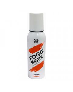 FOGG MASTER CEDAR BODY SPRAY 120.00 ML