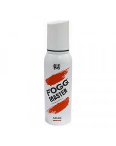 FOGG MASTER AGAR BODY SPRAY 120.00 ML