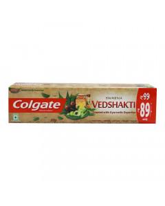 COLGATE SWARNA VEDSHAKTI TOOTHPASTE 200.00 GM