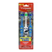 COLGATE EXTRA SOFT 2+ YEARS KIDS TOOTHBRUSH 3.00 NO