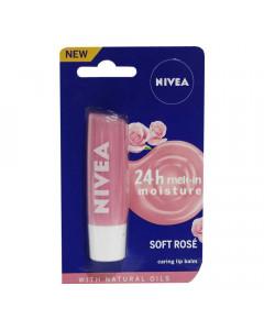 NIVEA SOFT ROSE LIP BALM 4.80 GM