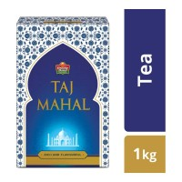BROOKE BOND TAJ MAHAL TEA 1.00 KG BOX