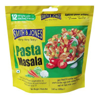 SMITH & JONES PASTA MASALA 12 UNITS OF 9 GM PACKET