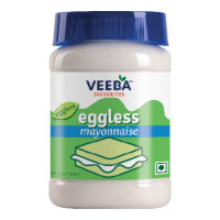VEEBA EGGLESS MAYONNAISE 250 GM JAR