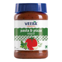 VEEBA PASTA & PIZZA SAUCE 280 GM JAR