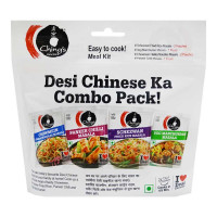 CHINGS SECRET DESI CHINESE MASALA COMBO PACK 6 UNITS 120.00 GM