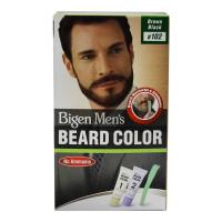 BIGEN MEN'S BEARD COLOR BROWN BLACK B102 40.00 GM BOX