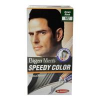 BIGEN MEN'S SPEEDY HAIR COLOR BROWN BLACK 102 80.00 GM BOX