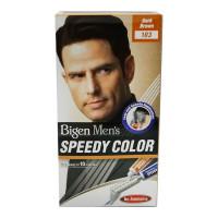 BIGEN MEN'S SPEEDY HAIR COLOR DARK BROWN 103 80.00 GM BOX