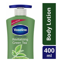 VASELINE REVITALIZING GREEN TEA BODY LOTION 400.00 ML