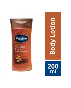 VASELINE INTENSIVE CARE COCOA GLOW LOTION 200.00 ML