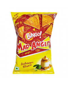 BINGO MAD ANGLES ACHAARI MASTI 163.00 GM