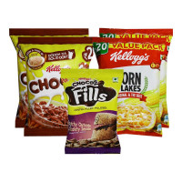 KELLOGGS VARIETY PACK 5 UNITS 295.00 GM