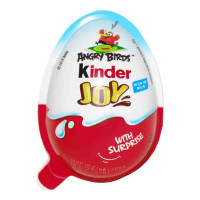 KINDER JOY WITH SURPRISE 20.00 GM