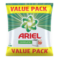 ARIEL COMPLETE DETERGENT POWDER 4.00 KG PACKET