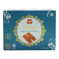 AGRAWAL 420 TIL PATTI 200.00 GM BOX