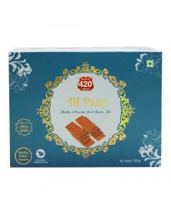 AGRAWAL 420 TIL PATTI 200.00 GM BOX
