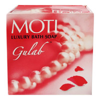 MOTI GULAB LUXURY BATH SOAP 150.00 GM