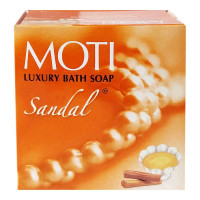 MOTI SANDAL LUXURY BATH SOAP 150.00 GM