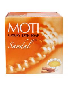 MOTI SANDAL LUXURY BATH SOAP 150.00 GM
