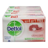 DETTOL SKINCARE SOAP 5X 125.00 GM