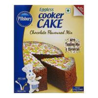 ONDOOR PILLSBURY EGGLESS COOKER CAKE CHOCOLATE 159 GM BUY 1 GET 1 FREE