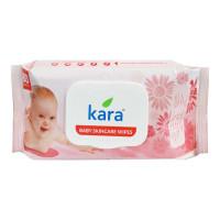 ONDOOR KARA BABY CLEANSING WIPES 80 SHEETS BUY 1 GET 1 FREE