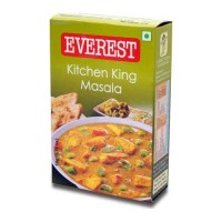 EVEREST KITCHEN KING MASALA 50 Gm Box