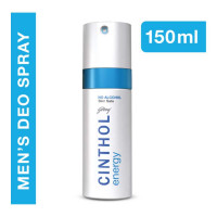 ONDOOR CINTHOL ENERGY DEO SPRAY 150 ML BUY 1 GET 1 FREE