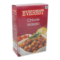 EVEREST CHHOLE MASALA 50 Gm Box