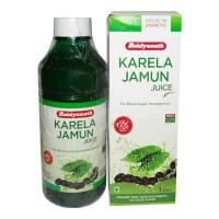 BAIDYANATH KARELA JAMUN JUICE 1000.00 ML BOX