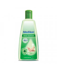 MEDIKER HAND SANITIZER 500.00 ML