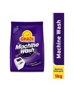 GHADI MACHINE WASH DETERGENT POWDER 1 KG PACKET