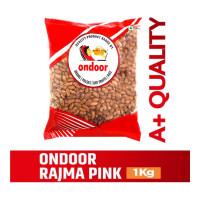 ONDOOR RAJMA PINK PACKED 1.00 KG PACKET