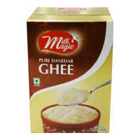 MILK-MAGIC DANEDAR GHEE 500.00 ML