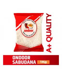ONDOOR SABUDANA PACKED 1.00 KG PACKET