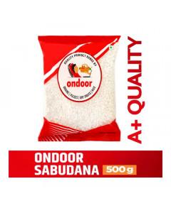 ONDOOR SABUDANA PACKED 500.00 GM PACKET